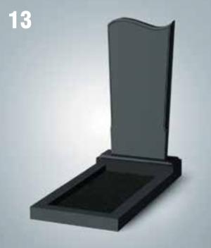 Памятник фигурный 13
