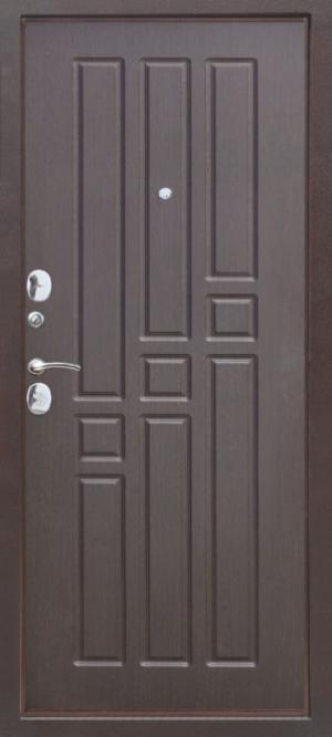 Входная дверь Кедр(Венге)