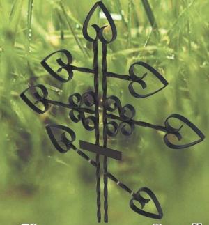 Крест модель 4
