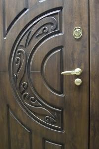 Дверь TERMO – Люкс 02
